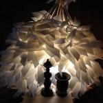 Omikuji lantern by Alexandre Uriy