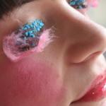make-up edible performance