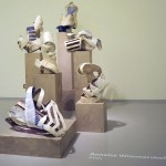 5 Instalation, Paper-biennial Coda Museum Apeldoorn NL